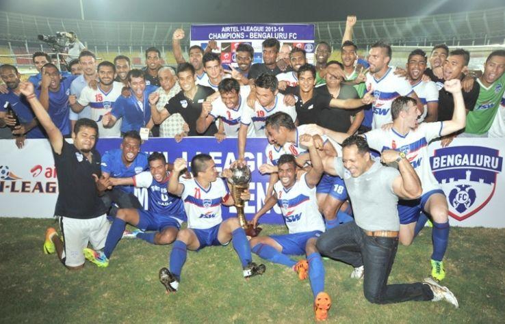 Beikhokhei Beingaichho was a part of Bengaluru FC