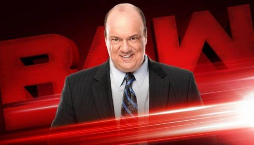 Is Heyman going to shake things up?