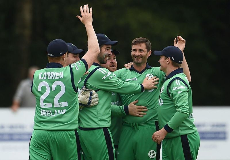 आयरलैंड ने ज़िम्बाब्वे को हराकर रचा इतिहास