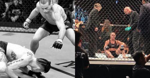 UFC Fight Night 155.