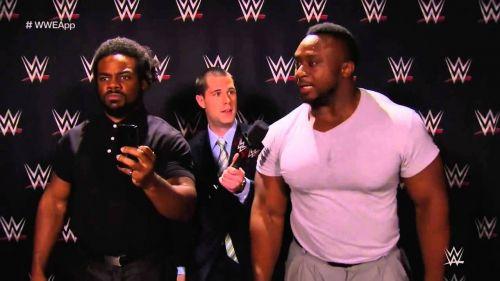 Big E and Xavier Woods