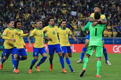 Brazil will face Argentina in the Copa America 2019 semifinals