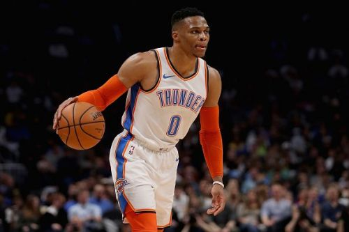 Russell Westbrook appears set for an exit from the Oklahoma City Thunder