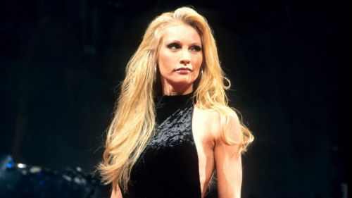 Sable unexpectedly returned to WWE in 2003