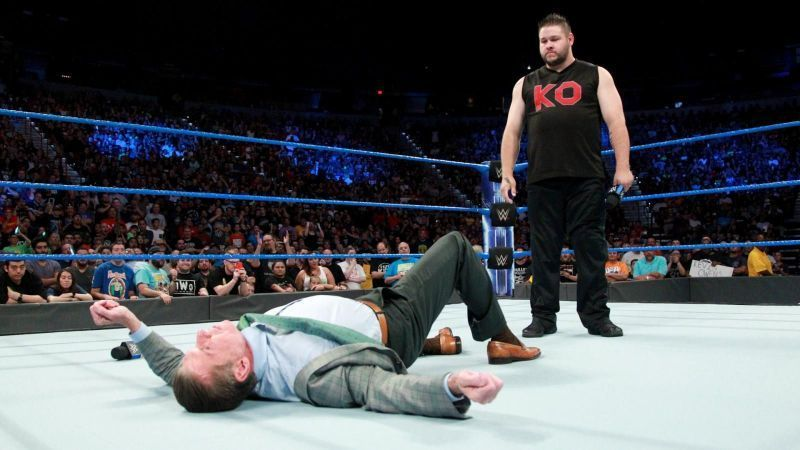 Owens beats up Vince