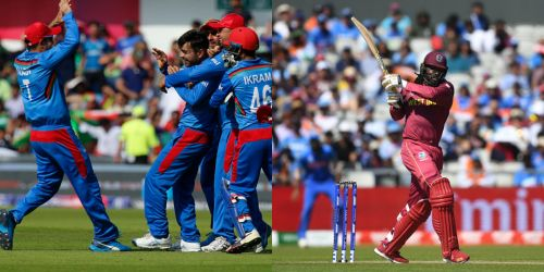अफगानिस्तान  vs वेस्टइंडीज