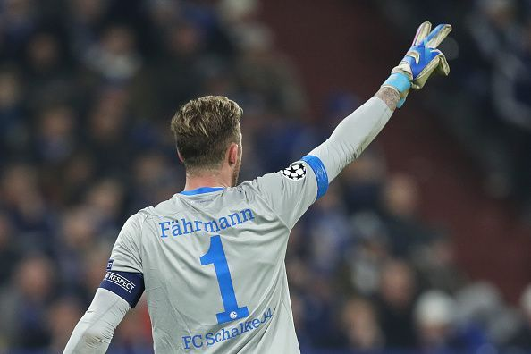 Ralf Fahrmann is expected to start the season as the first choice goalkeeper