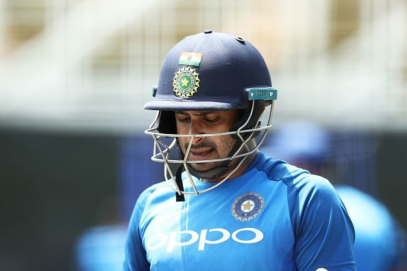 Rayudu was left out of the Indian World Cup squad