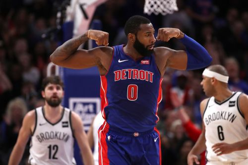 Drummond is one of the top-notch board beasts in the league.