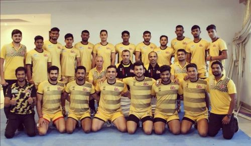 Pro Kabaddi 2019: 3 reasons why the Telugu Titans could win