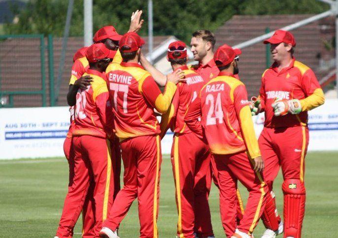 ज़िम्बाब्वे टीम