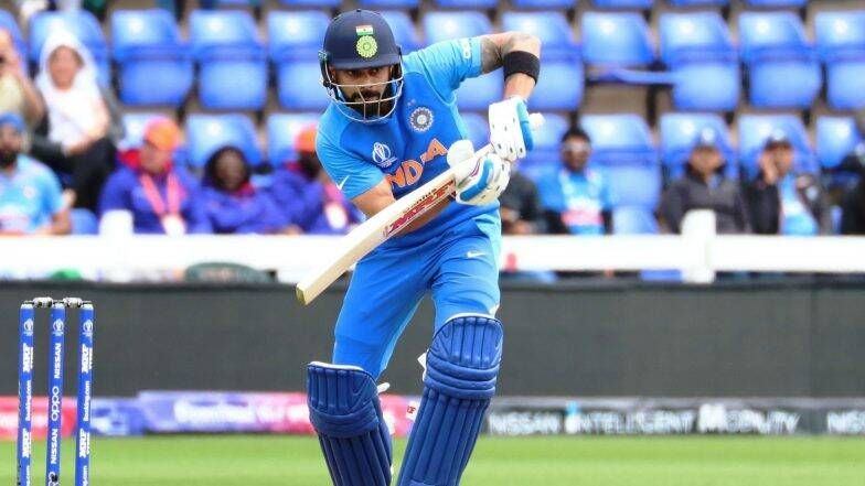 Virat Kohli is the leading run scorer in ODI matches between India and Bangladesh