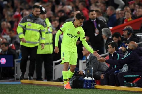 Liverpool v Barcelona - UEFA Champions League