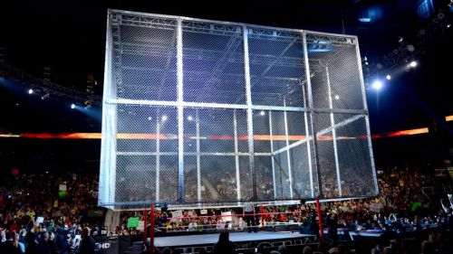 Only 1-2 Hell In A Cell matches take place per year in WWE
