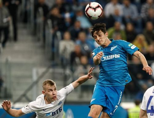 Liverpool are keeping a close eye on Zenit striker Sardar Azmoun