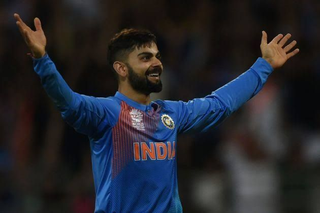 Virat Kohli averaged 136.5 in the 2016 T-20 World Cup