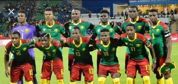 Cameroon sit pretty atop Group-F