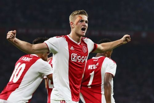 United have fallen further behind in the race to sign Matthijs de Ligt