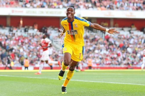 Arsenal may need to pay almost £80 million to bring Zaha to the club