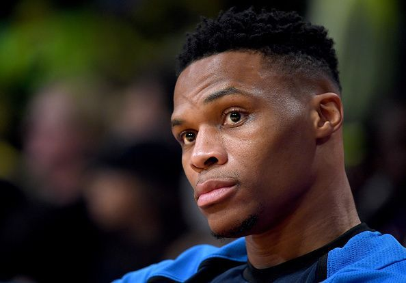 Russell Westbrook could be on the move this summer