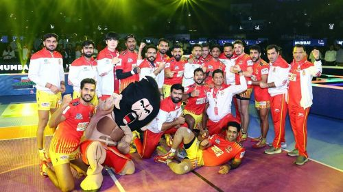 Gujarat Fortunegiants finished as runners-up in past two seasons.