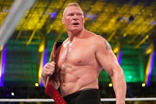 Brock Lesnar gave some interesting advice to up and coming wrestlers