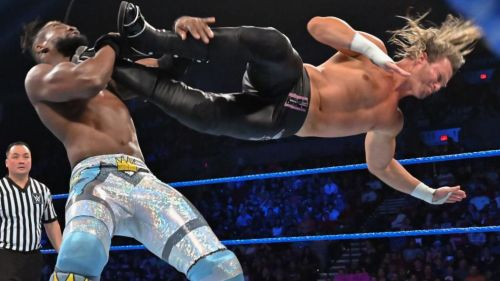 Ziggler recently engaged in a feud with WWE Champion Kofi Kingston.