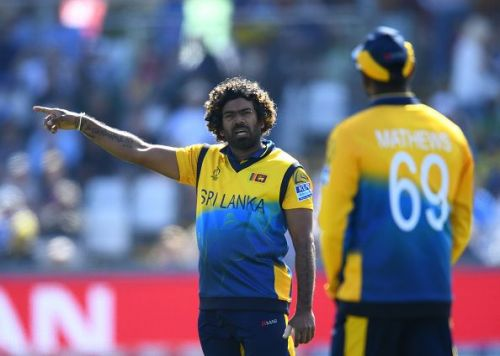 Lasith Malinga single-handedly kept Sri Lanka in contention in his final one-day tournament.
