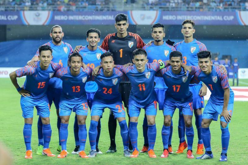 India against Tajikistan