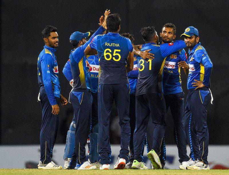 श्रीलंका ने किया वाइटवॉश