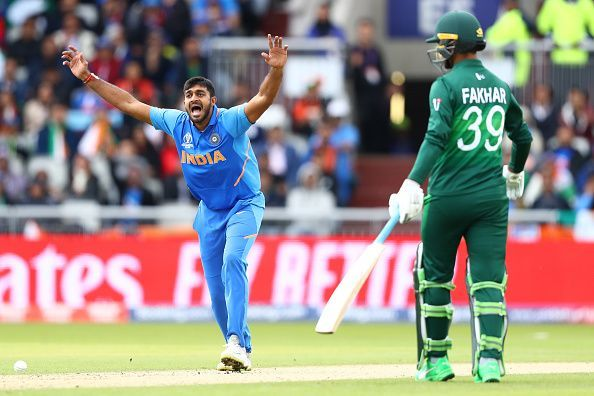 Vijay Shankar has been ruled out of the World Cup