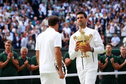 Day 13 of The Championships - Wimbledon 2019