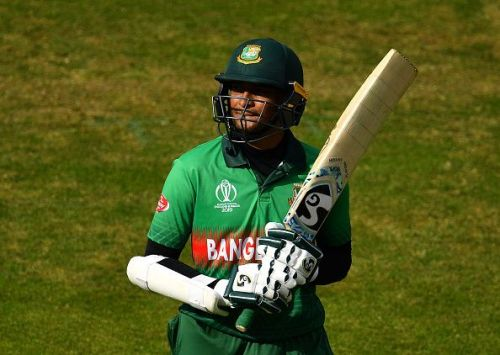 Shakib Al Hasan was the tournament's leading allrounder with 606 runs and 11 wickets.