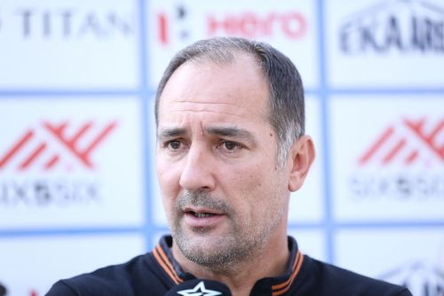 Igor Stimac believes India should respect every team in Asia