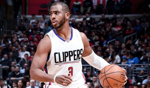 Chris Paul, LAC