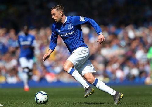 Sigurdsson was Everton's standout midfielder last season