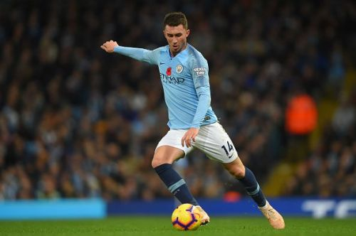 Laporte was Manchester City's most reliable defender last season