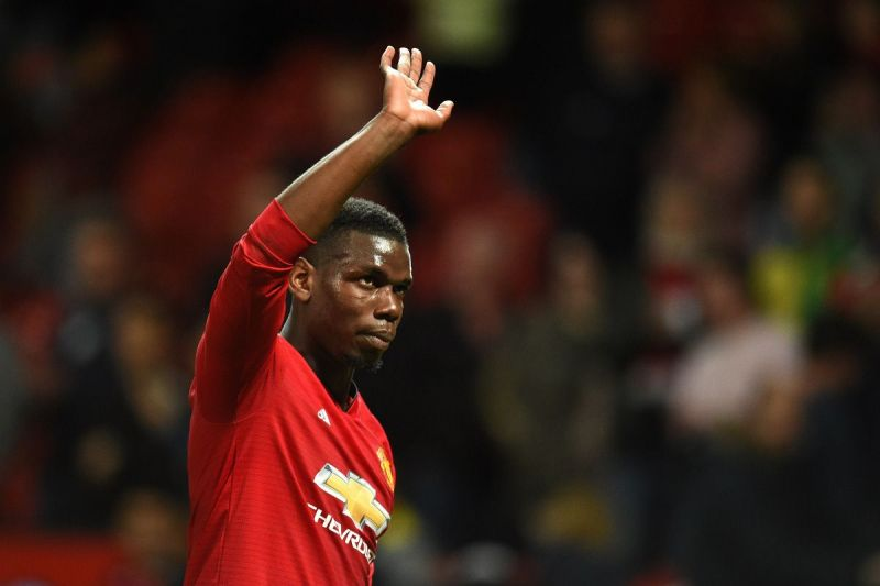 Paul Pogba has his heart set on a move to Real Madrid