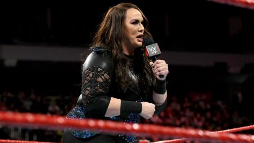 WWE Superstar Nia Jax is quickly on her way on the road to recovery.