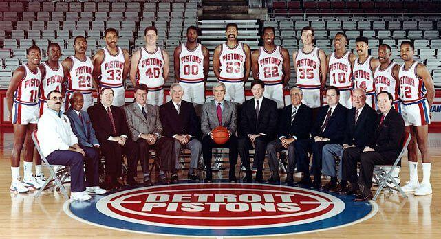 1988-89 Pistons