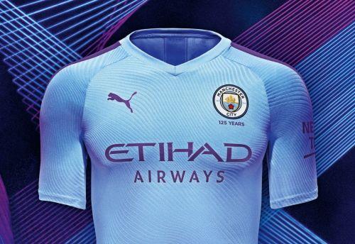 Manchester City's home kit
