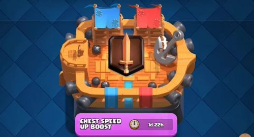 New Arena in Clash Royale