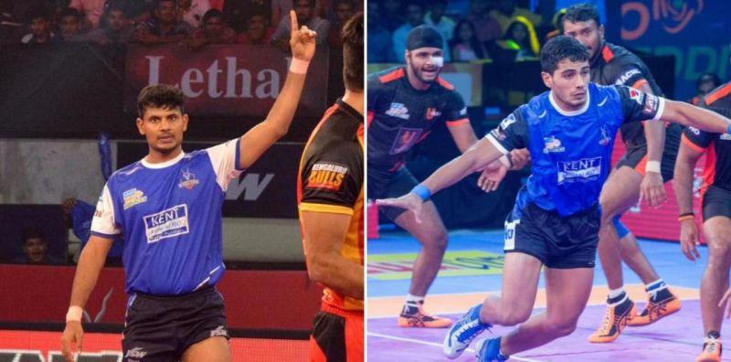 Prashanth Kumar Rai and Vikash Khandola have played together for Haryana back in season 5.