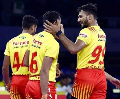 प्रो कबड्डी 2019, 10वां मैच: गुजरात vs यूपी