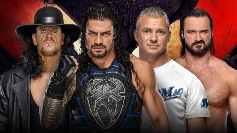 Can The Big Dog and The Deadman rule over their Yard?