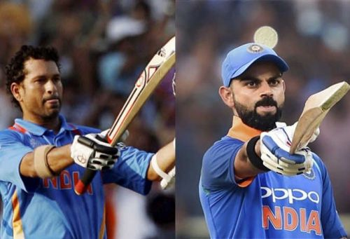 Brian Lara picks his favourite between Tendulkar and Kohli.
