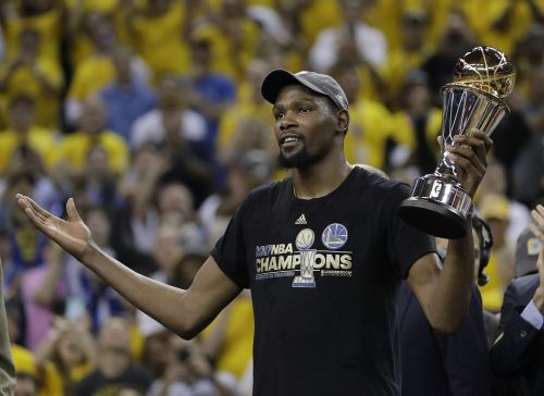 Kevin Durant will get his chance to define himself in New York, only that it will be as a Net and not a Knick