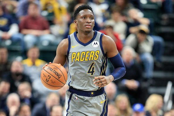 Oladipo is the standout star for an ever-improving Pacers roster
