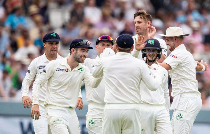 आयरलैंड के पास टेस्ट इतिहास रचने का मौका