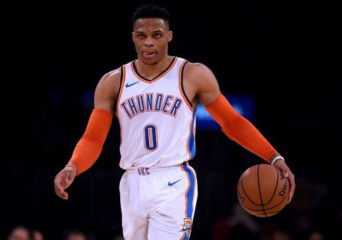 Where will Westbrook play in 2019/20?